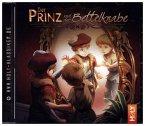 Der Prinz und der Bettelknabe, 1 Audio-CD