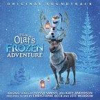 Olaf's Frozen Adventure, 1 Audio-CD (Soundtrack)