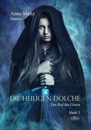 Buch-Reihe Die heiligen Dolche