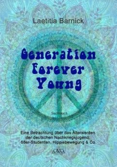 Generation Forever Young - Barnick, Laetitia