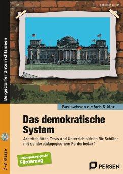 Das demokratische System - einfach & klar - Barsch, Sebastian