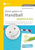 Noten geben im Handball - objektiv & fair
