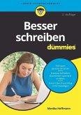 Besser schreiben für Dummies (eBook, ePUB)