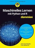 Maschinelles Lernen mit Python und R für Dummies (eBook, ePUB)
