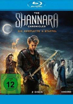 The Shannara Chronicles - Die komplette 2. Staffel BLU-RAY Box - Austin Butler/Manu Bennett