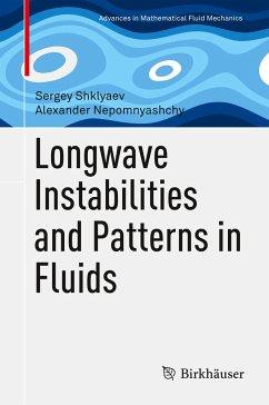 Longwave Instabilities and Patterns in Fluids - Shklyaev, Sergey;Nepomnyashchy, Alexander