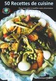 50 recettes de cuisine