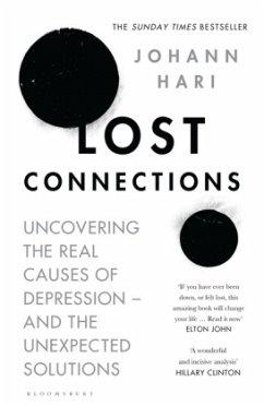 Lost Connections - Hari, Johann