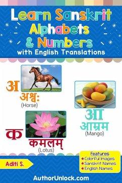 Learn Sanskrit Alphabets & Numbers (Sanskrit fo...