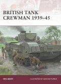 British Tank Crewman 1939-45 (eBook, ePUB)
