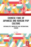 Chinese Fans of Japanese and Korean Pop Culture (eBook, ePUB)