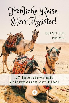 Fröhliche Reise, Herr Minister! (eBook, ePUB) - zur Nieden, Eckart