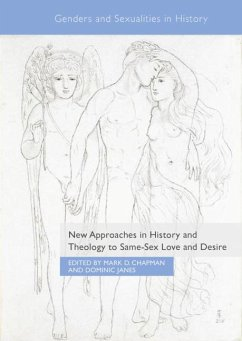 New Approaches in History and Theology to Same-Sex Love and Desire