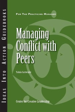 Managing Conflict with Peers (eBook, ePUB)