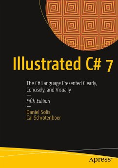 Illustrated C# 7 - Solis, Daniel; Schrotenboer, Cal