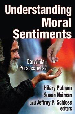 Understanding Moral Sentiments (eBook, ePUB)