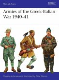 Armies of the Greek-Italian War 1940-41 (eBook, PDF)
