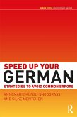 Speed up your German (eBook, PDF)