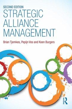 Strategic Alliance Management (eBook, ePUB)