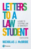 Letters to a Law Student PDF eBook (eBook, PDF)