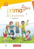 Prima - Los geht's! Band 1 - Schülerbuch mit Audios online