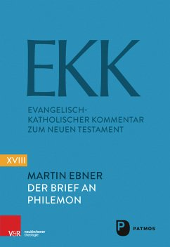 Der Brief an Philemon (eBook, PDF) - Ebner, Martin