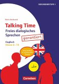 Klasse 8-10 - Freies dialogisches Sprechen garantiert! - Englisch
