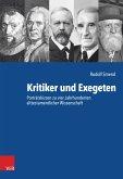 Kritiker und Exegeten (eBook, PDF)