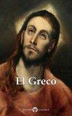 Delphi Complete Works of El Greco (Illustrated) (eBook, ePUB)