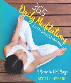 365 Daily Meditations for On and Off the Mat (eBook, ePUB) - Ginsberg, Scott