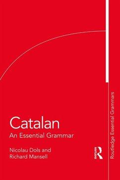 Catalan (eBook, ePUB) - Dols, Nicolau; Mansell, Richard