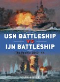 USN Battleship vs IJN Battleship (eBook, ePUB)