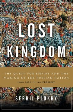 Lost Kingdom (eBook, ePUB) - Plokhy, Serhii
