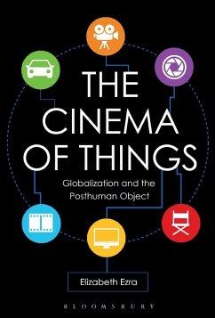 The Cinema of Things (eBook, ePUB) - Ezra, Elizabeth