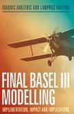 Basel IV Modelling