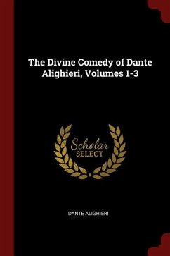 The Divine Comedy of Dante Alighieri, Volumes 1-3