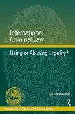 International Criminal Law (eBook, PDF)