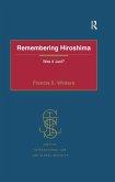 Remembering Hiroshima (eBook, PDF)