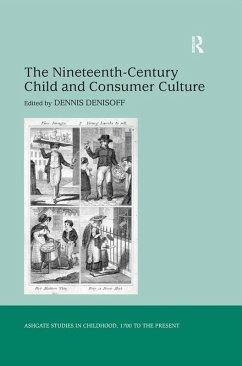 The Nineteenth-Century Child and Consumer Culture (eBook, ePUB)