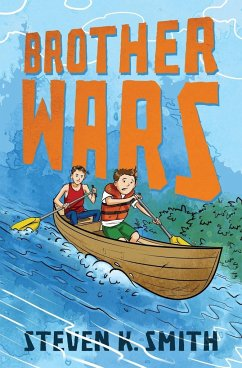 Brother Wars - Smith, Steven K
