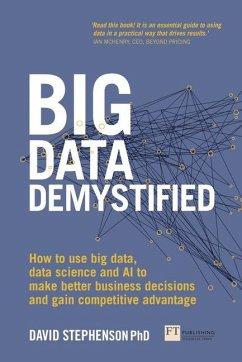 Big Data Demystified - Stephenson, David