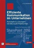 Effiziente Kommunikation im Unternehmen: Konzepte & Lösungen mit Microsoft-Plattformen (eBook, PDF)