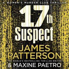 17th Suspect, 6 Audio-CDs - Patterson, James; Paetro, Maxine