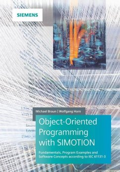 Object-Oriented Programming with SIMOTION (eBoo...