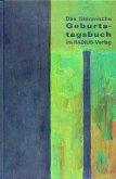 Das literarische Geburtstagsbuch im Radius-Verlag