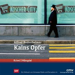 Kains Opfer / Rabbi Klein Bd.1 (MP3-Download) - Bodenheimer, Alfred