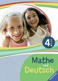 Lern-Detektive: Mathe und Deutsch 4. Klasse (Mängelexemplar)