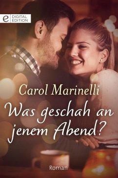 Was geschah an jenem Abend? (eBook, ePUB) - Marinelli, Carol
