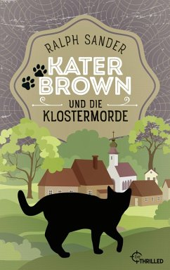 Kater Brown und die Klostermorde (eBook, ePUB)