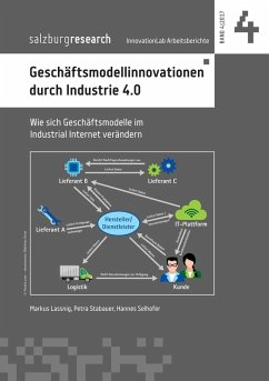 Geschäftsmodellinnovation durch Industrie 4.0 (eBook, ePUB)